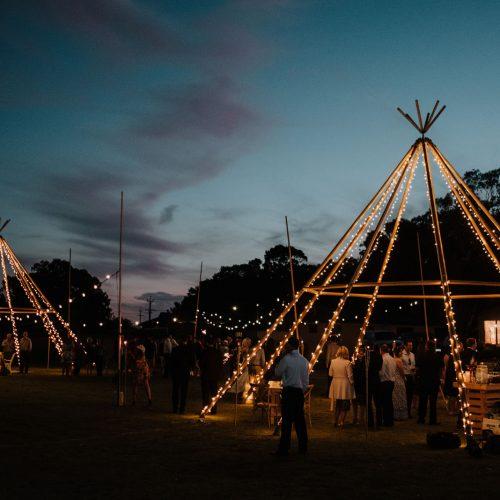 Featured Tipi